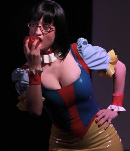 Latex Snow White