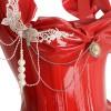 EMPRESS Latex Corset Dress by Zorenko London