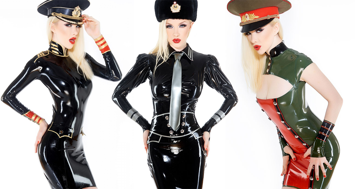 Latex Military Collection
