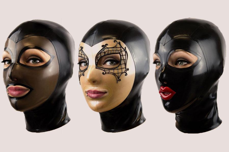Feitico New Latex Mask